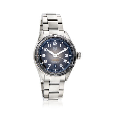 TAG Heuer Autavia Men's 42mm Stainless Steel Watch