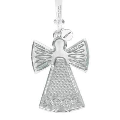 Waterford 2019 Crystal Angel Ornament, , default