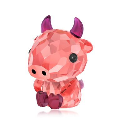 "Swarovski Crystal ""Dependable Ox - Chinese Zodiac"" Crystal Figurine, , default"