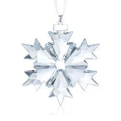 "Swarovski Crystal 2018 Annual ""Little Snowflake"" Ornament, , default"