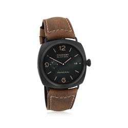 Panerai Radiomir Black Seal 3 Days Men's 45mm Auto Mechanical Composite Watch, , default