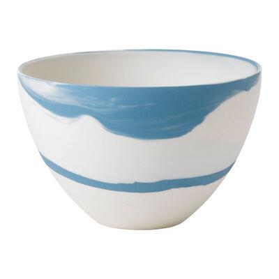 "Wedgwood ""Jasperware"" Blue Pebble Bowl, , default"