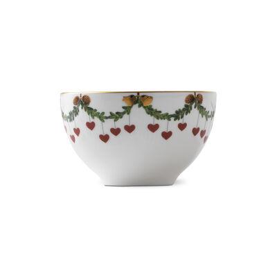 "Royal Copenhagen ""Star Fluted"" Chocolate Bowl"