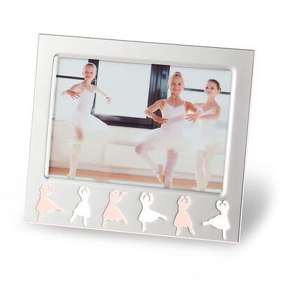 Reed & Barton Silver Plate Ballerina Frame