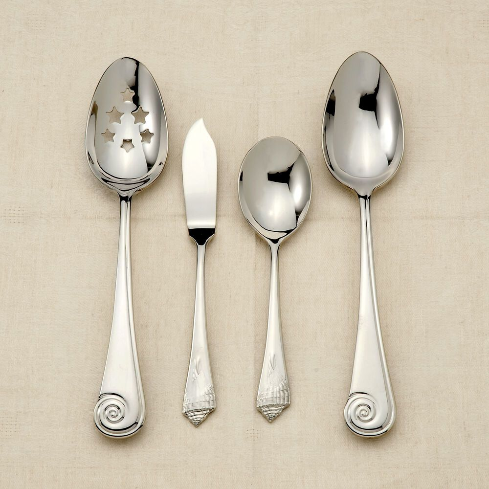 Reed Barton Sea Shells 18 10 Stainless Steel Flatware