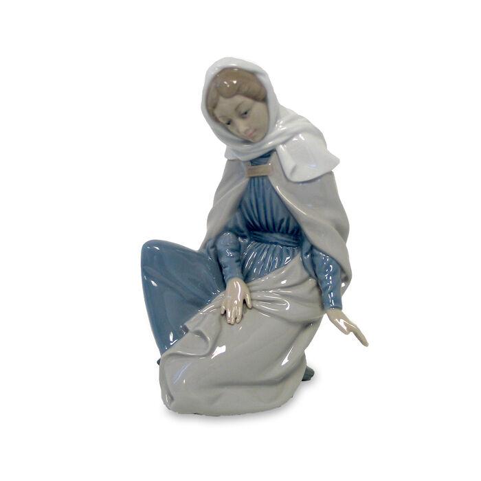 """Nao """"Virgin Mary"""" Porcelain Figurine, , default"""