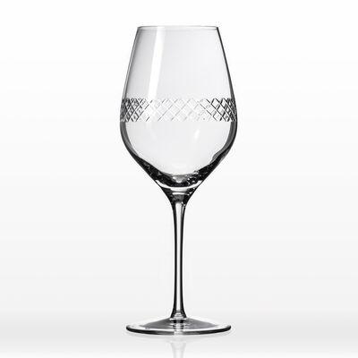 """Rolf Glass """"Diamond"""" Set of 4 Bordeaux Wine Glasses, , default"""