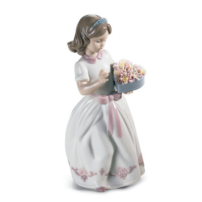 "Lladro ""For a Special Someone"" Porcelain Figurine, , default"