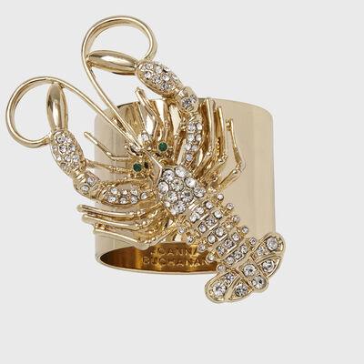 Joanna Buchanan Set of 2 Lobster Napkin Rings