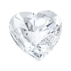 "Swarovski Crystal ""Brilliant Heart"" Figurine, , default"