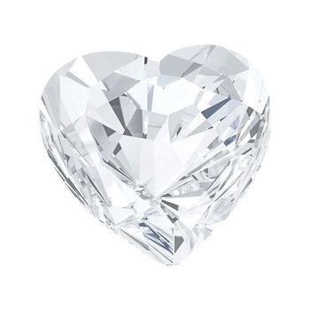 """Swarovski Crystal """"Brilliant Heart"""" Figurine, , default"""