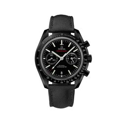 Omega Speedmaster Dark Side of the Moon 44.25mm Black Ceramic Watch With Black Nylon Strap, , default