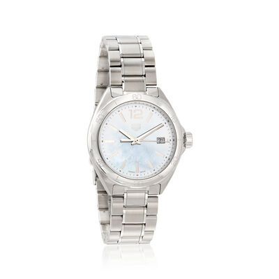 TAG Heuer Formula 1 Women's 35mm Stainless Steel Watch - Mother-Of-Pearl Dial, , default