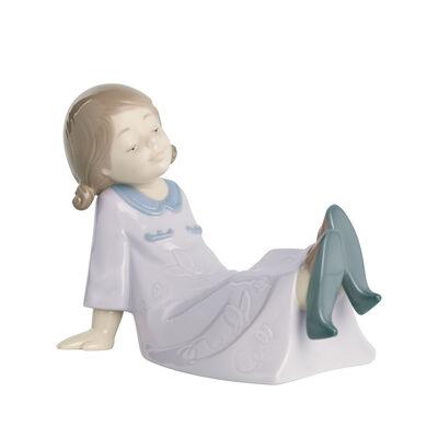 """Nao """"Just Like Mom"""" Porcelain Figurine, , default"""