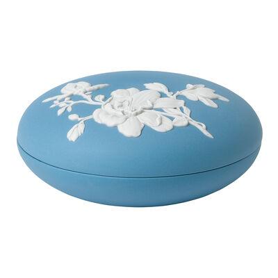"Wedgwood ""Magnolia Blossom"" Box, , default"