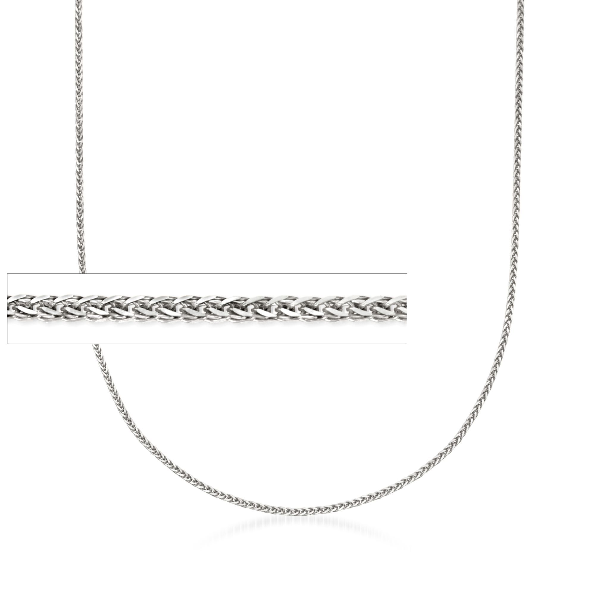 Sterling Silver Girls .8mm Box Chain WISCONSIN State Pendant Necklace