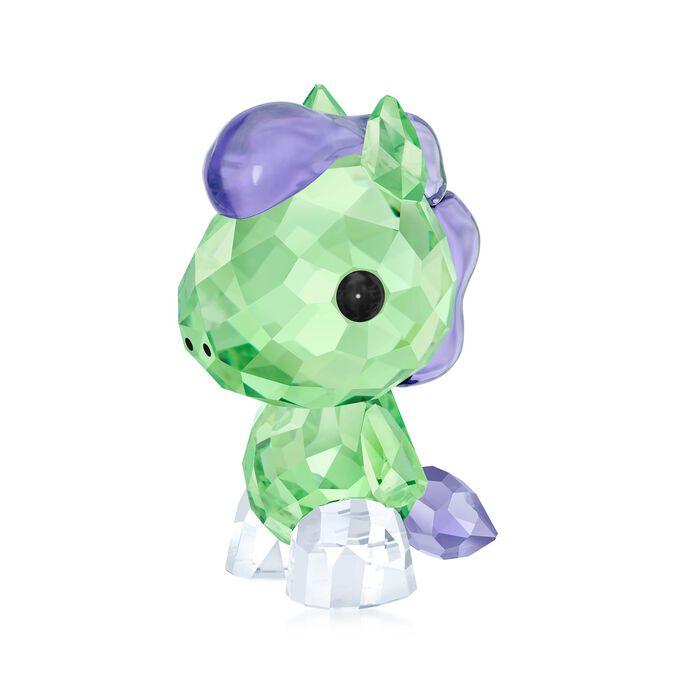 "Swarovski Crystal ""Energetic Horse - Chinese Zodiac"" Crystal Figurine"