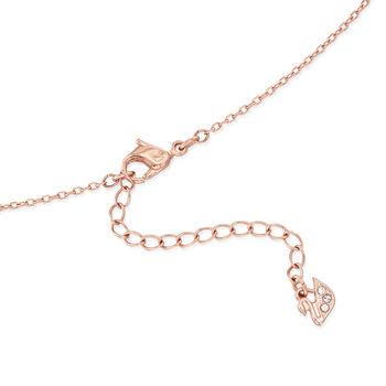 "Swarovski Crystal Mickey Mouse Pendant Necklace. 16.5"", , default"