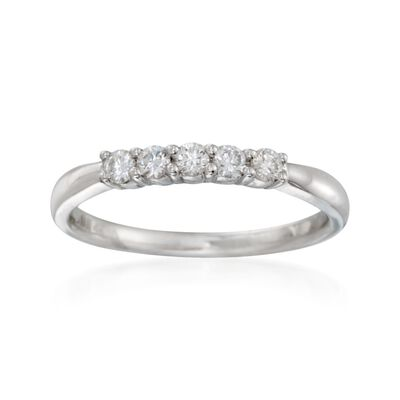 .25 ct. t.w. Diamond Ring in 14kt White Gold, , default