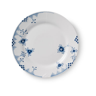 "Royal Copenhagen ""Blue Elements"" Bread and Butter Plate"