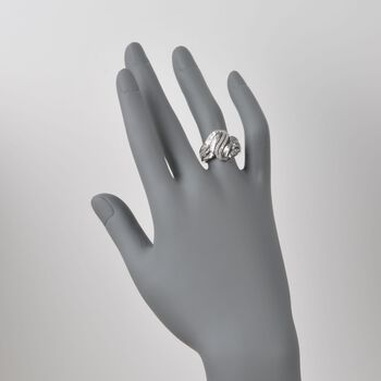 1.00 ct. t.w. Diamond Ring in Sterling Silver, , default