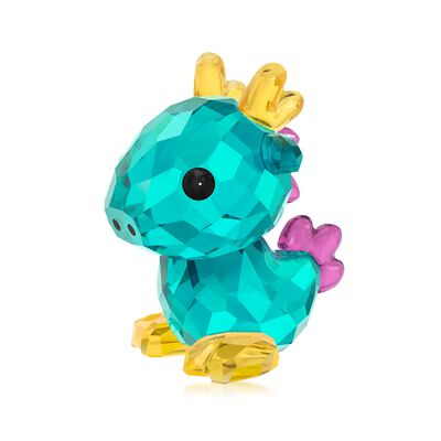 "Swarovski Crystal ""Dragon - Chinese Zodiac"" Crystal Figurine, , default"