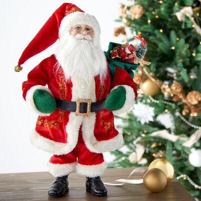 Light-Up Led Santa by Kurt Adler , , default
