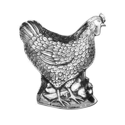 Wilton Armetale Hen Platter, , default
