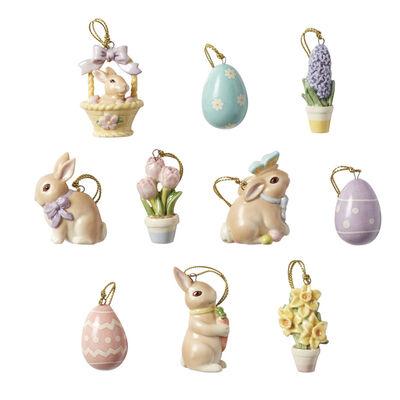 Lenox 10-pc. Porcelain Mini Easter Ornament Set, , default