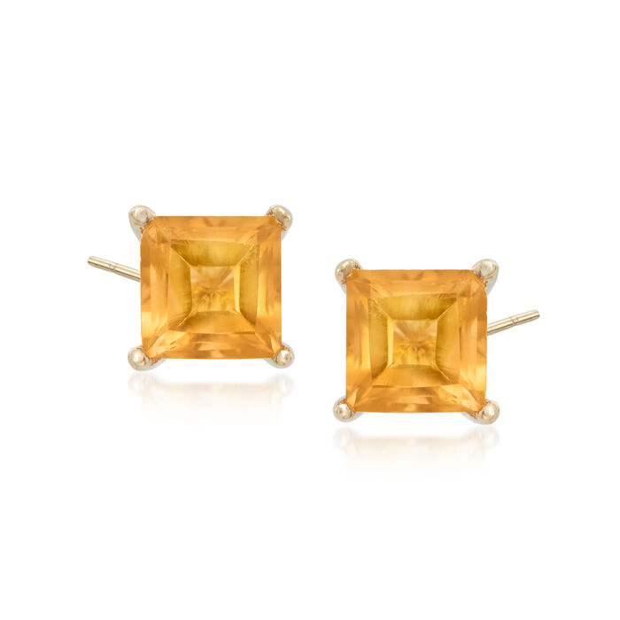 7.20 ct. t.w. Semi-Precious Gem Jewelry Set: Five Pairs of Stud Earrings in 18kt Gold Over Sterling