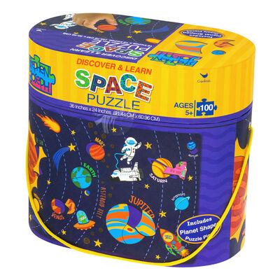 Child's 100-pc. Space Floor Puzzle by Stephen Joseph