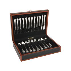 "Reed & Barton ""Adam's"" Flatware Chest, , default"