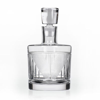 "Rolf Glass ""Bleecker Street"" Decanter"