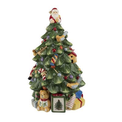 "Spode ""Christmas Tree"" Tree Figurine"