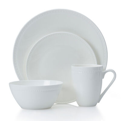 "Mikasa ""Loria"" 16-pc. Service for 4 Dinnerware Set, , default"