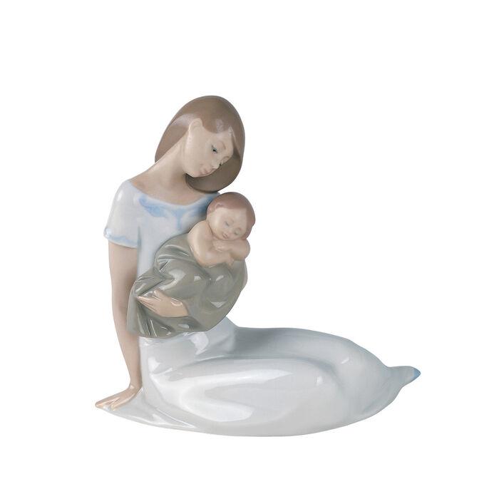 "Nao ""Light of My Days"" Porcelain Figurine"