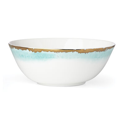 "Lenox ""Spring Radiance"" Large Serving Bowl"