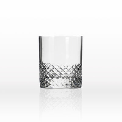 "Rolf Glass ""Diamond"" Set of 4 on the Rocks Glasses, , default"