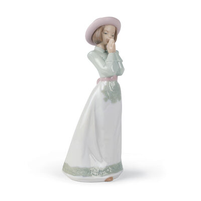 "Nao ""Please Please"" Porcelain Figurine, , default"