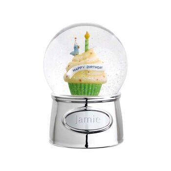 """Reed & Barton """"Let's Celebrate"""" Personalized Musical Happy Birthday Water Globe, , default"""