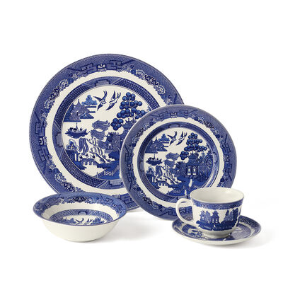 Johnson Brothers Blue Willow Ironstone