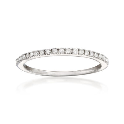 .15 ct. t.w. Diamond Ring in Sterling Silver, , default