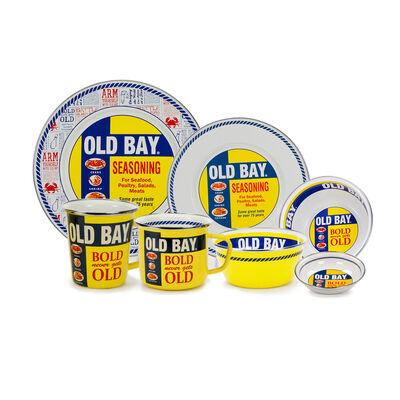 "Golden Rabbit ""Old Bay"" Dinnerware"