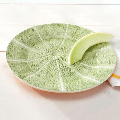 Bordallo Pinheiro Melon - Set of Two Charger Plates, , default