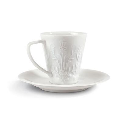 "Lladro ""Logos"" Porcelain Tea Cup, , default"