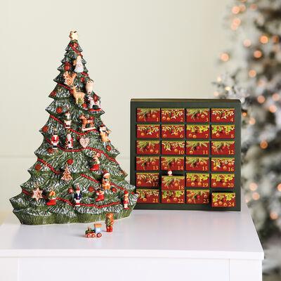 Christmas Toys Memory Advent Calendar by Villeroy & Boch, , default