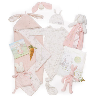 "Bunnies by the Bay ""Bunnies do Delight"" Baby's 9-pc. Gift Set, , default"