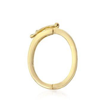 14kt Yellow Gold Over Sterling Silver Necklace Shortener, , default