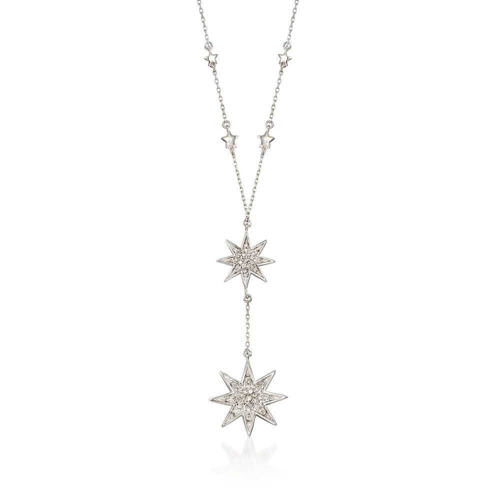 50 Ct T W Diamond Double Star Y