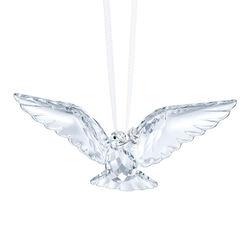 "Swarovski Crystal ""Peace Dove"" Ornament, , default"
